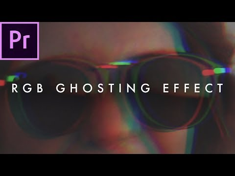FREE RGB Split Preset Pack for Adobe Premiere Pro + RGB Distortion Tutorial