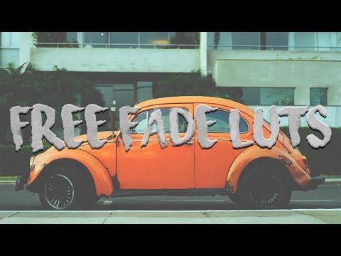 FREE 5 Fade/Matte LUTS | Premiere Pro, Final Cut Pro, ect