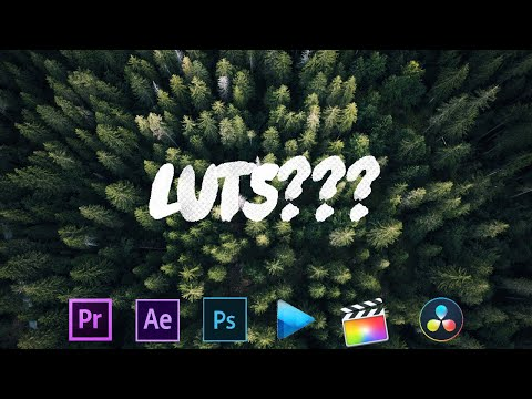 You Got to try these LUTS !? FREE LUTS !!