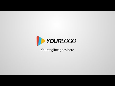 100% Free - Elegant Logo Reveal: Free After Effects Logo Intro Template