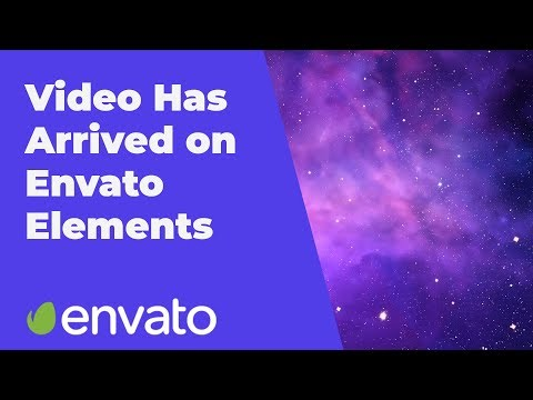 Video Has Arrived on Envato Elements