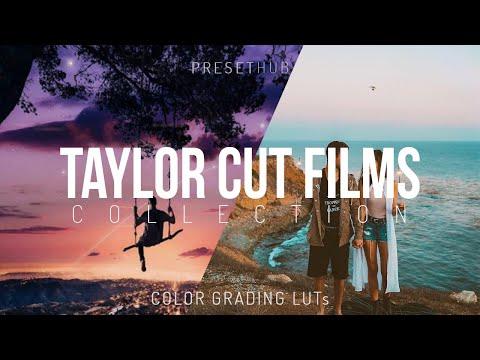 TaylorCutFilms Color Grading LUT!   Premiere Pro, Final Cut Pro X