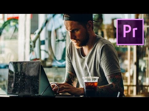 Awesome TRANSITIONS to make your videos BETTER!! Premiere Pro Tutorial